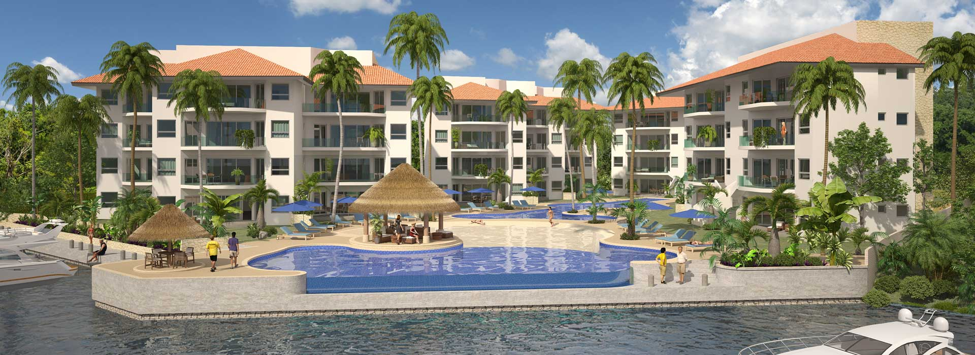 Bliss Condo in Puerto Aventuras - Pre Sale