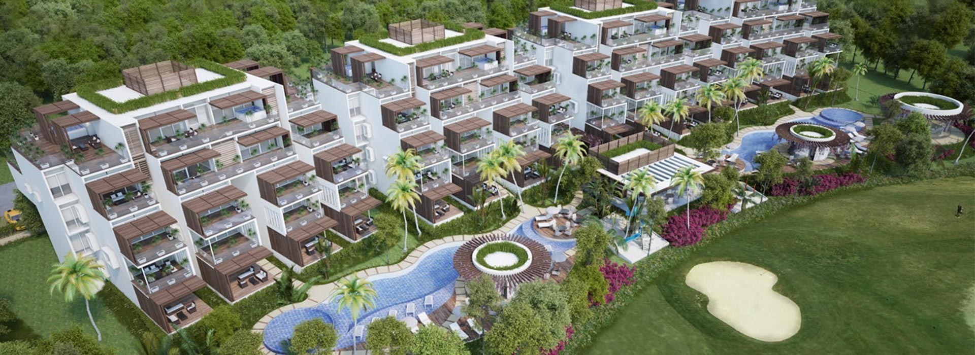 Condominium Bahia Principe Terraces -   Pre Sale