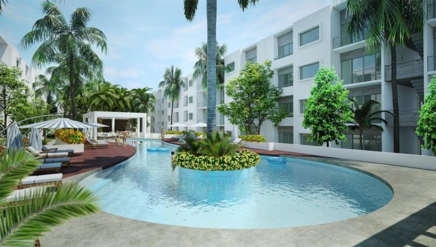 Springs Condos en Long Island Cancun