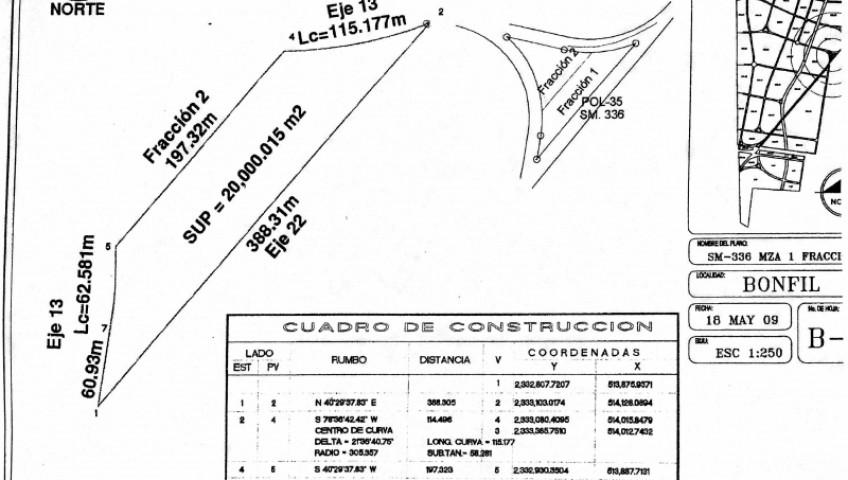Terreno Comercial Mixto sobre la  Av. Huayacan