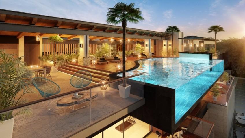 Condominio cacao tulum pre venta - Residencia de manila swimming pool ...
