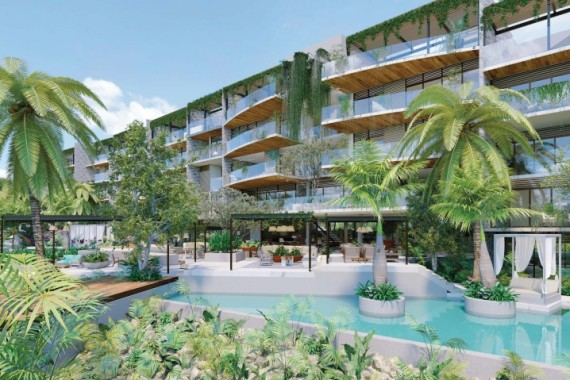 Condominio Residencial KAAN HA en Bahia Principe