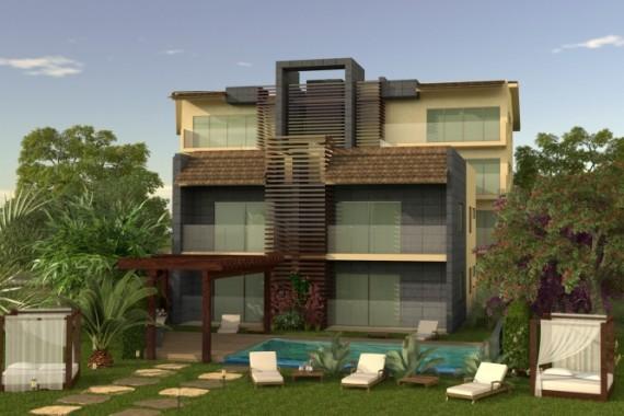 Condominio Bia Terraces en Puerto Aventuras