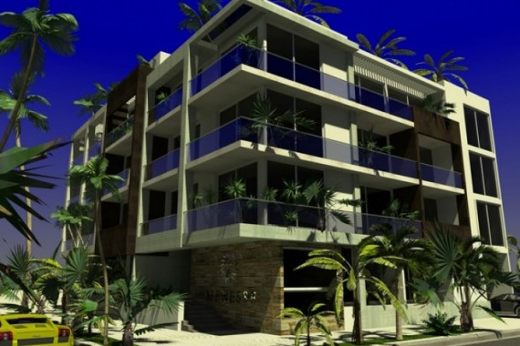 Condominio Menesse on the Beach  Playa del Carmen