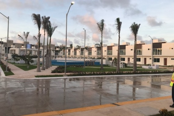 York Homes en Long Island Cancún