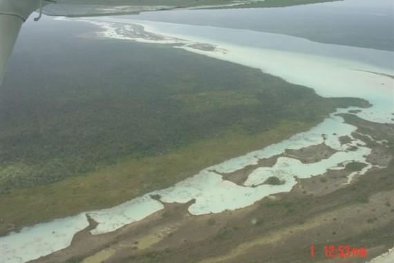 Laguna de Bacalar Terreno de 978.65 Has. en venta