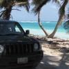 Jeep Safari a Sian Ka'an